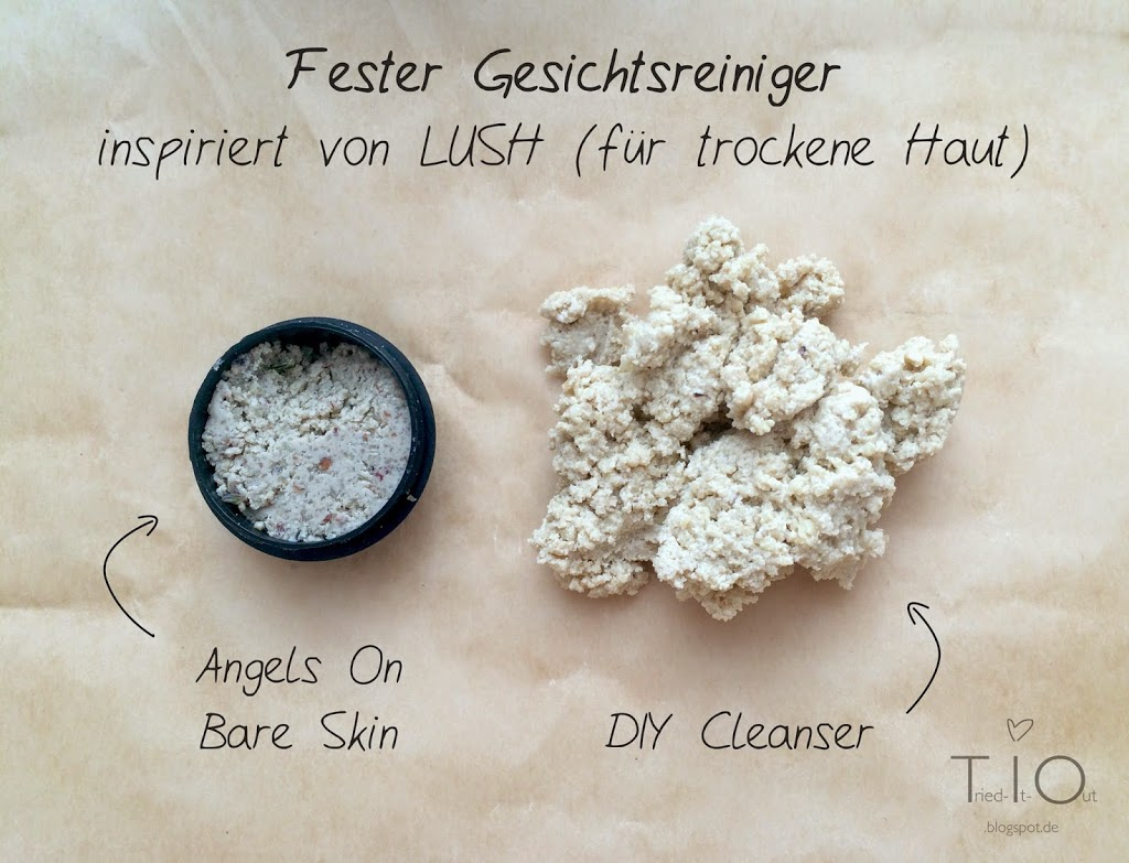 DIY Solid Cleanser – Lush Inspired!