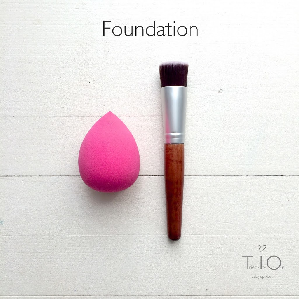 Foundation Pinsel for your beauty make up ei