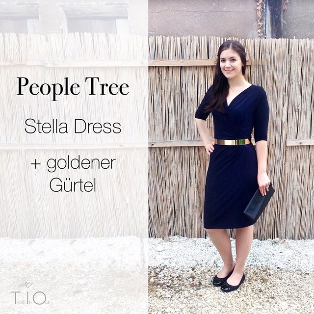 Festliches Kleid von People Tree - Tried-It-Out