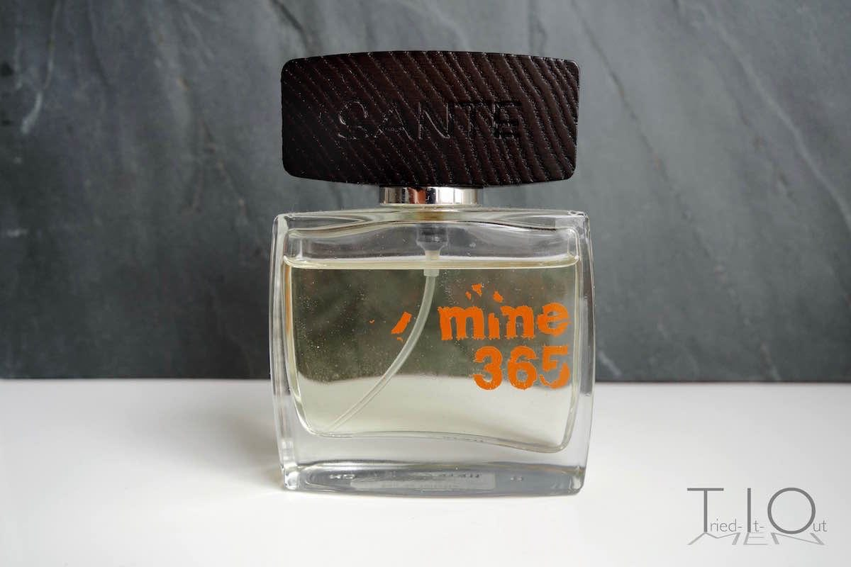 SANTE homme 365 - Natural cosmetics men perfume