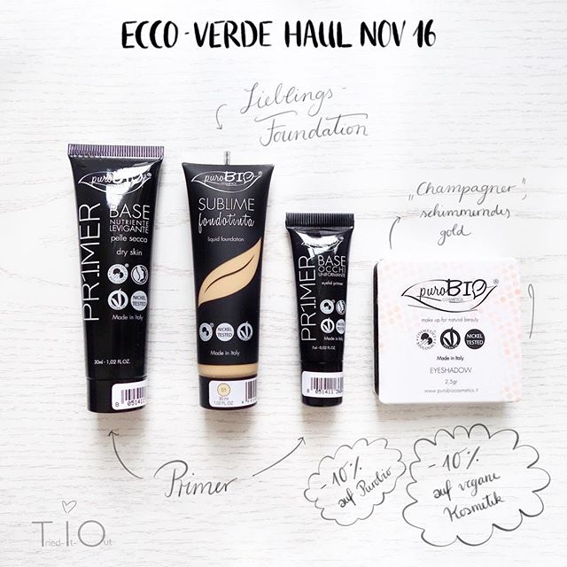 ECCO Verde order – Two 10% Actions! [Figuratively speaking]