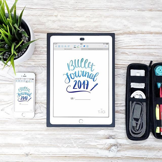 Bullet Journal auf dem iPad mit GoodNotes [Tech] - Tried-It-Out ...