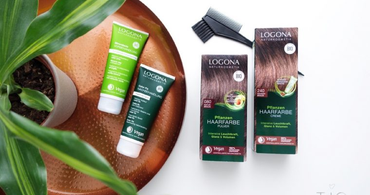 The new herbal hair color from Logona [Advertising]